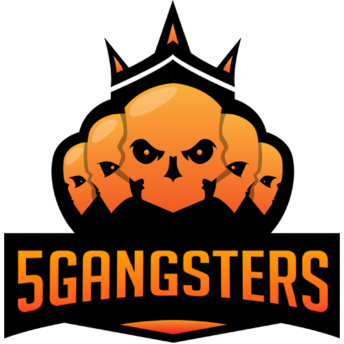 5gangsters logo